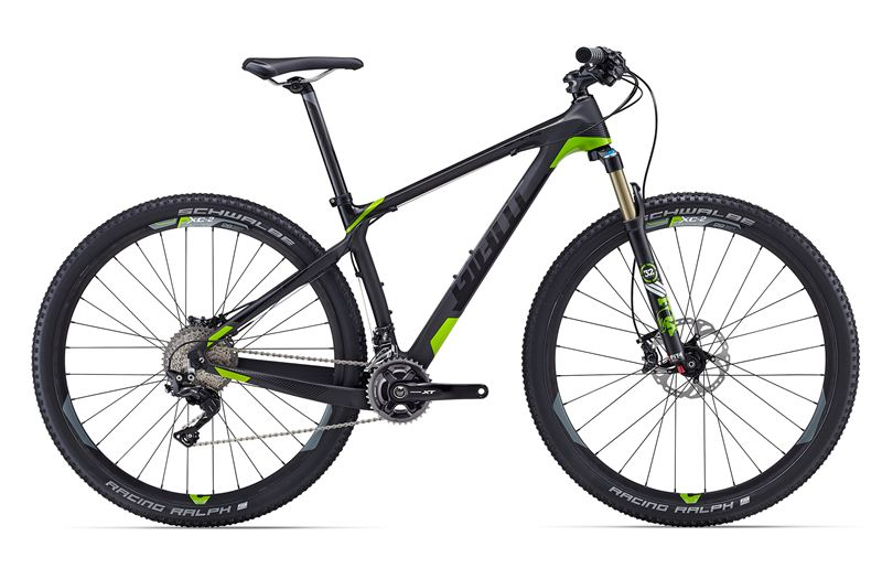 2016 Giant XTC Advanced 29er 1 £1899
