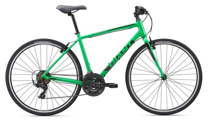Escape 3 Green 2019 £349